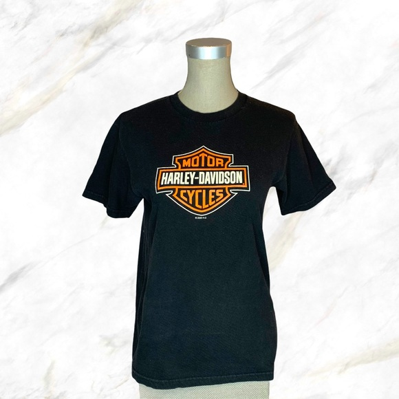 Harley Davidson | Logo Tee - Oshawa, Ontario